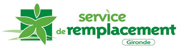 Service de remplacement Gironde
